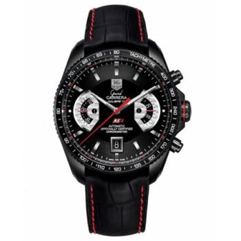 Часы Tag Heuer Grand Carrera Calibre 17 RS2 - кварцевые
